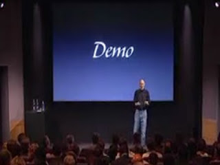Keynote Apple - Dmo - Steve Jobs