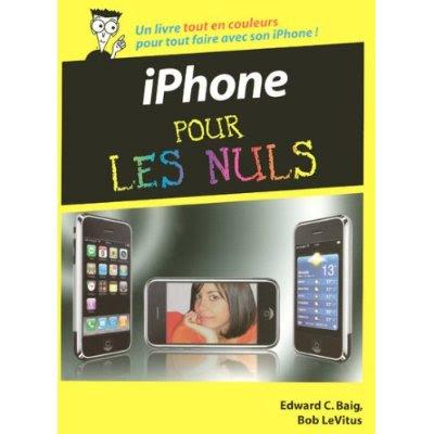 L'iPhone pour les nuls