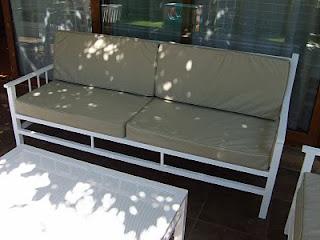 Muebles andrea schoennenbeck juego terraza de fierro for Muebles de terraza fierro