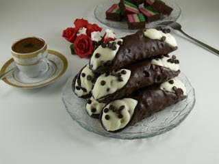 Classic Cannoli Recipe — Dishmaps