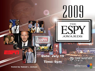 Watch 17th ESPY 2009 Awards Online