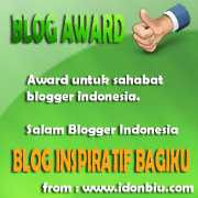 Award Dari www.idonbiu.com