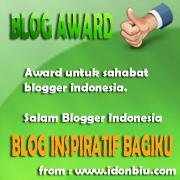 Award Dari www.idonbiu.com