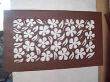 Floral vazado