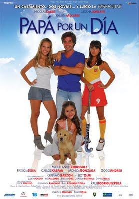 Papa Por Un Dia (2009)   3gp/Mp4/DVDRip Latino HD Mega