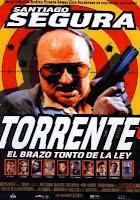 Torrente, el brazo tonto de la ley (1998) online y gratis