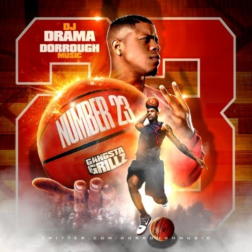 DJ DRAMA-DORROUGH NUMBER 23 MIXTAPE