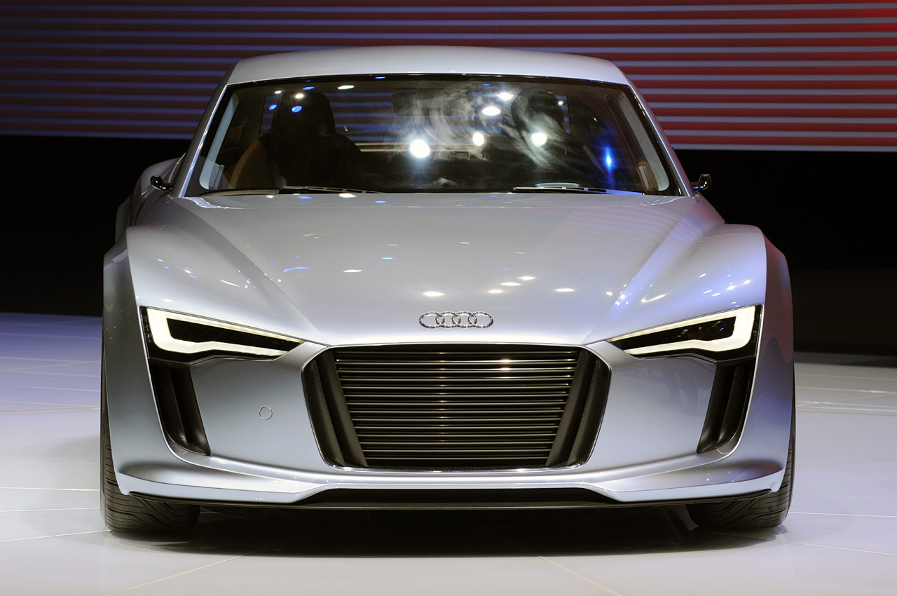 Audi R4 To Be Launched In 2013 Machinespider Com