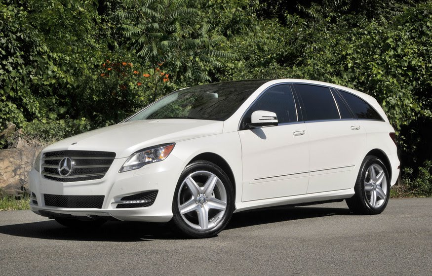 2011 Mercedes Benz R Class Reviews Test Drive