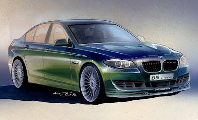 BMW+alpinab5 F10 BMW ALPINA B5 Bi Turbo Teased Ahead of reveal @ Goodwood Festival Of Speed