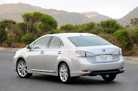 2010Lexus+HS+250h+%281%29 2010 Lexus HS 250h Hybrid priced $34,200 Review & Test Drive