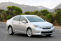 2010Lexus+HS+250h 2010 Lexus HS 250h Hybrid priced $34,200 Review & Test Drive