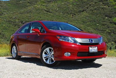 2010LexusHS250hTwoBeautyLeftLowAngle001smalljpg 2010 Lexus HS 250h Hybrid priced $34,200 Review & Test Drive