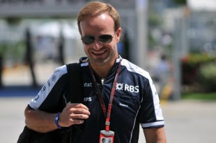 2782.2 Rubens Barrichello aims to catch Force India