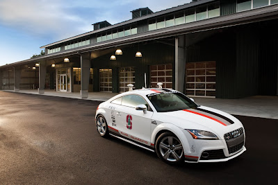 10ttscpikespeak01hrcmyk 1277477875 Audi Unveils New Livery For Autonomous Audi TTS Pikes Peak