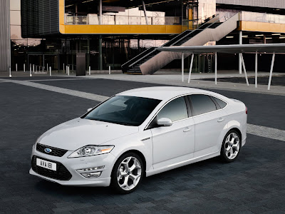 mondeo02 Ford Reveals New 2011 Mondeo with 237 hp 2.0L Ecoboost