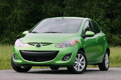 03mazda2fd2011 2011 Mazda2 Reviews & Test Drive
