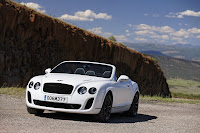 2011 bentley continental supersports convertible front 2011 Bentley Continental Supersports Convertible Video Gallery