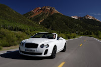 2011 bentley continental supersports convertible drive 2 2011 Bentley Continental Supersports Convertible Video Gallery