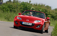 03mazdamiyakouk Mazda MX 5 Miyako Edition for the UK   News & Photos