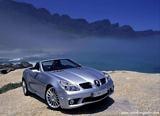 Mercedes Benz SLK55 AMG 2005 1600x1200 wallpaper 01 Hidh Resolution Car Wallpapers From machinespider