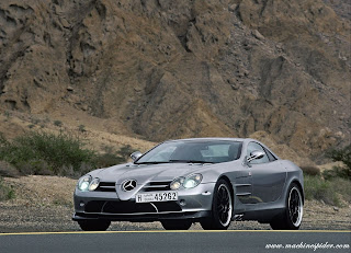 Mercedes Benz SLR 722 Edition 2007 1600x1200 wallpaper 04 Hidh Resolution Car Wallpapers From machinespider