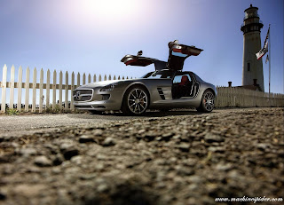 Mercedes Benz SLS AMG US Version 2011 1600x1200 wallpaper 05 Hidh Resolution Car Wallpapers From machinespider