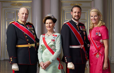 Royal+family+Norway