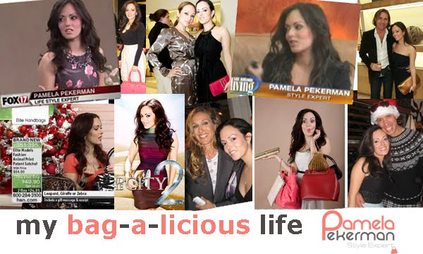 my bag-a-licious life by Pamela Pekerman