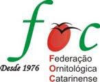 FOC (Federação Ornitológica Catarinense).