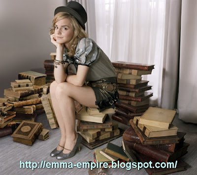 hermione granger parade magazine