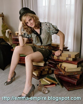 hermione granger emma watson magazine cover