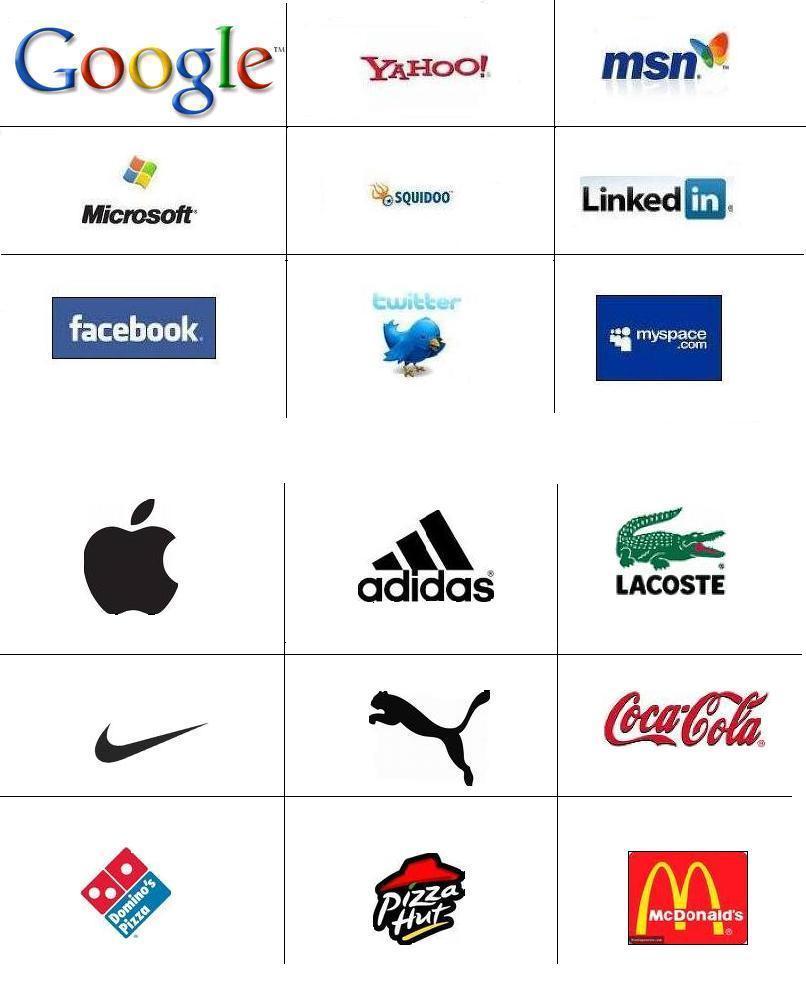 Logo Using Font Uses a Font-based Logo