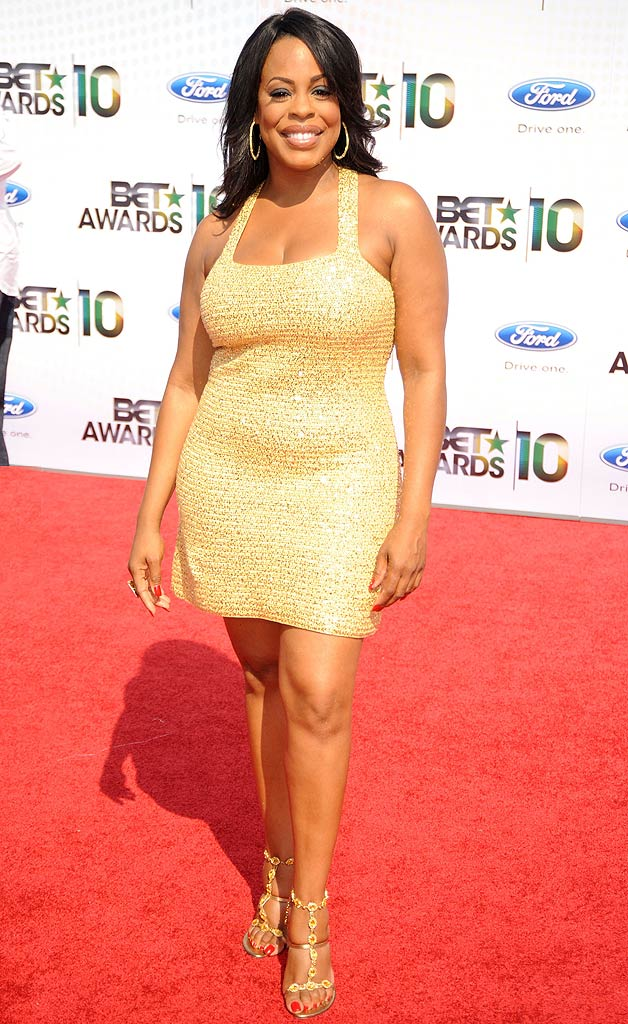 Keeperofstories: Black Ourstory Month: Niecy Nash