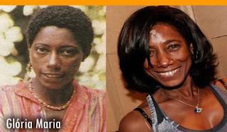 Fotos de famosos antes e depois da fama - Blogadão