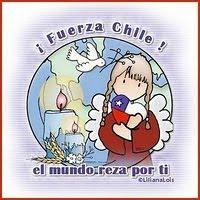 Orando pelo Chile!!!!