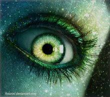 Avatare ochi verzi