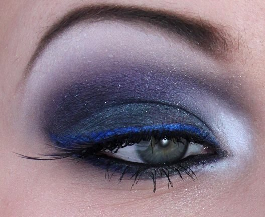 Make-up Looks Collection: Part 2 Smokey Eyes Make-up ...