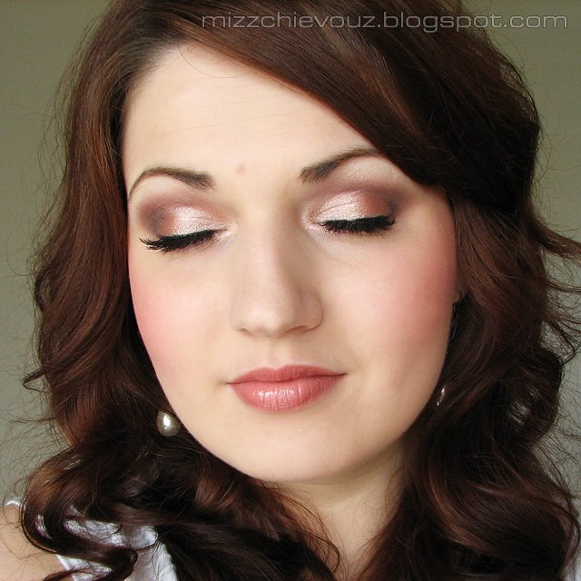 Natural Wedding Makeup Tips : Make-up Looks Collection: Wedding Make-up Looks Collection