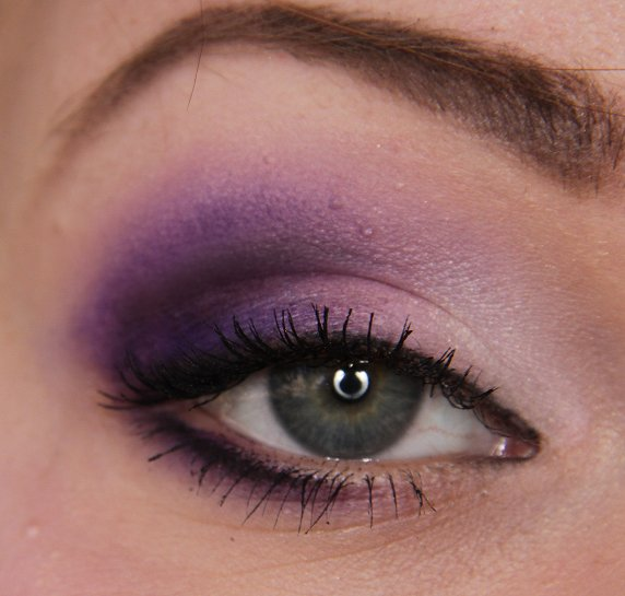 Make-up Looks Collection: Part 2 Purple Makeup Looks