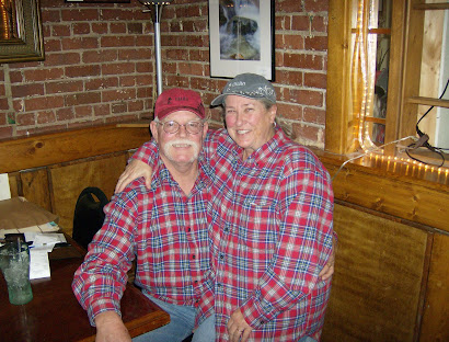 Pat & Me~60th Birthday/22nd Anniversary