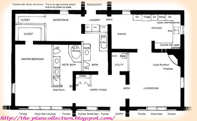 House plans house plan ideas home plans home plans ideas for Simple passive solar house plans