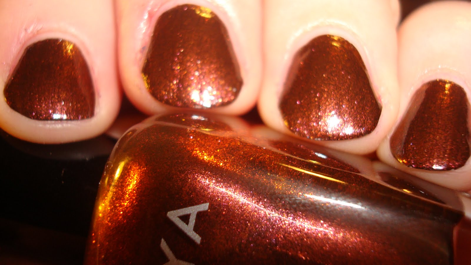 Zoya Wicked Collection - Make Beauty Nails