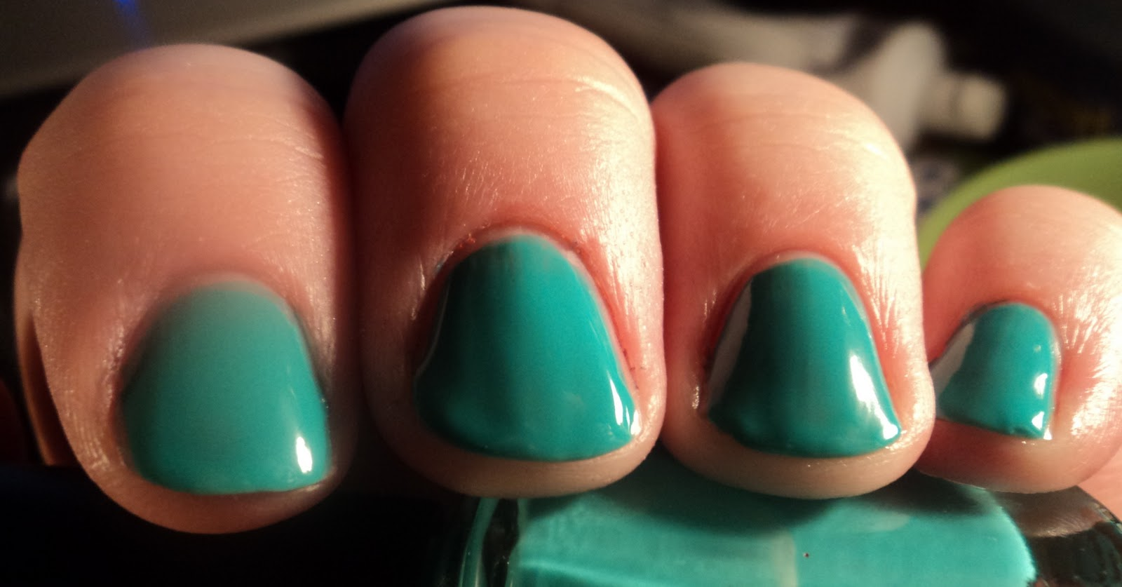 A Polish Problem: Color Club Edie