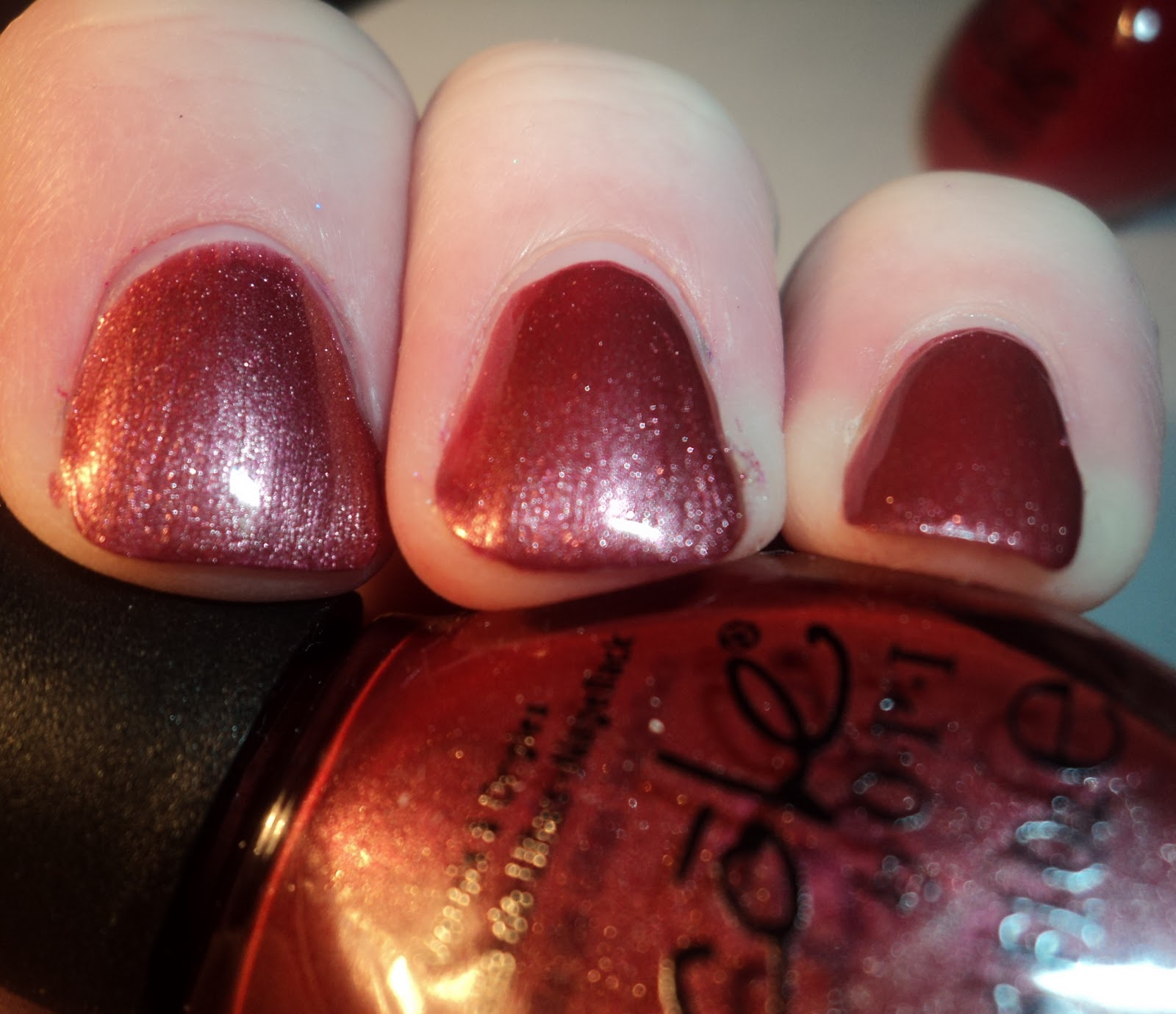 A Polish Problem: Nicole by OPI Walmart Exclusives