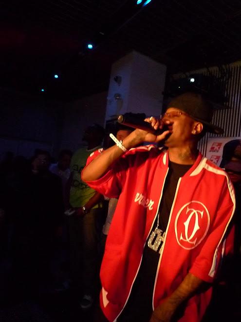 DJ UNK LIVE @ NBA 2K9 EVENT, 2008