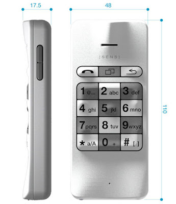 Sense Mobile Phone 5