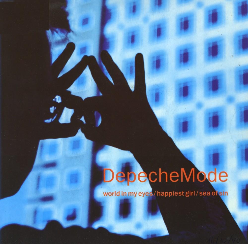 Music On Vinyl World In My Eyes Depeche Mode