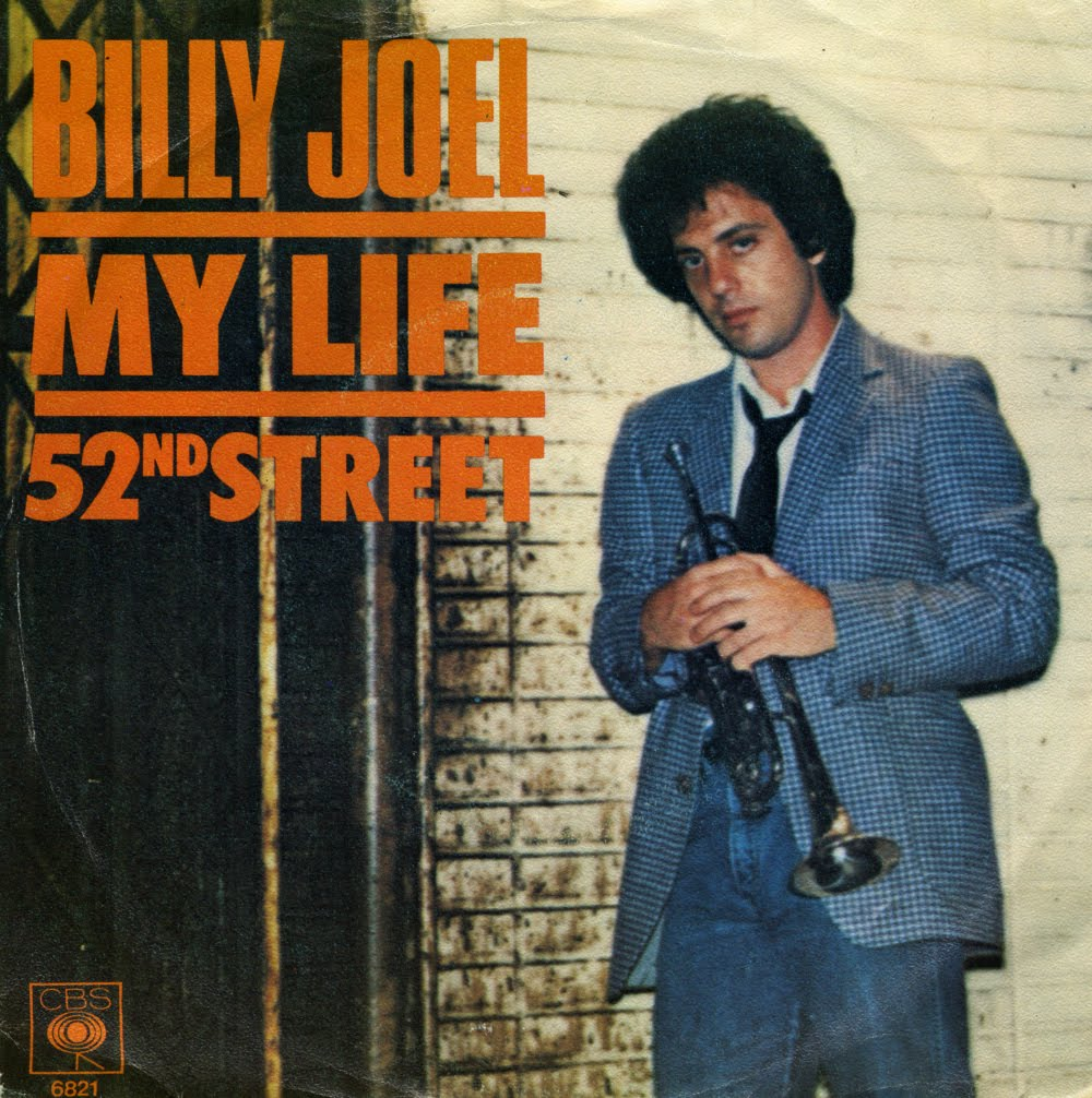 Music On Vinyl My Life Billy Joel