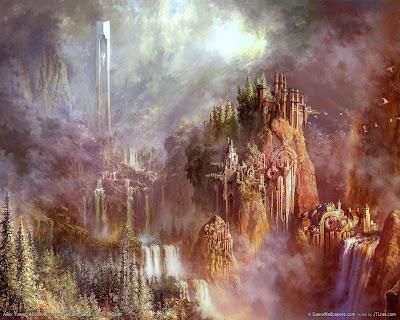 Cascadas de Fantasía
